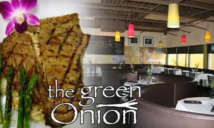 The Green Onion - Northeast Virginia Beach: $24 for $50 Worth of Seasonal Dinner Fare (or $9 for $20 Worth of Lunch or Brunch) at The Green Onion