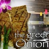 Up to 55% Off at The Green Onion