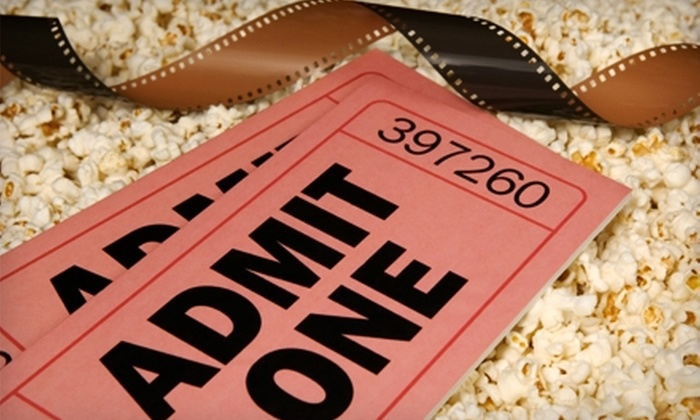 Camelot Cinemas - Pleasantburg: $12 for Two Tickets and a Large Popcorn at Camelot Cinemas ($25 Value)