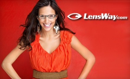 $80 Groupon to LensWay.com - LensWay.com in