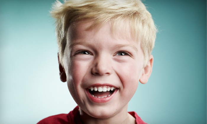 Vineyard Dental - Napa / Sonoma: $49 for a Children's Dental Exam, Cleaning, and X-rays at Vineyard Dental ($319 Value)