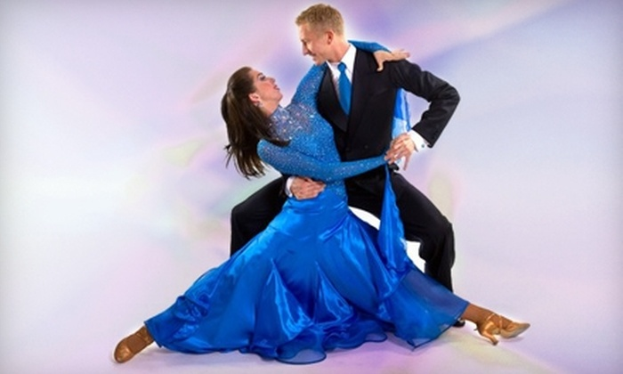 Arts & Rhythm Ballroom Dance Studio - 5: $99 for Four Private Lessons for an Individual or Couple, Plus One Group Class at Arts & Rhythm Ballroom Dance Studio