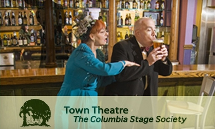 "Town Theatre - Downtown Columbia: $17 for Two Tickets to ""Harvey"" at Town Theatre (Up to $34 Value)"