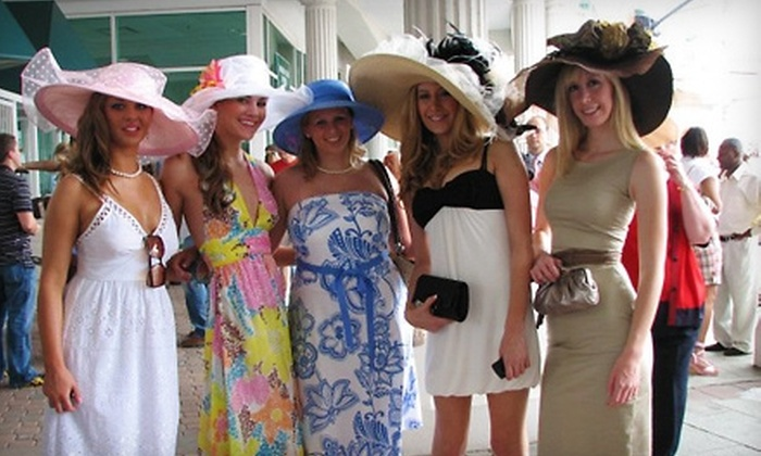 The Derby Day Pub Crawl - Courier City/Oscawana: $12 for Two Tickets to The Derby Day Pub Crawl on Saturday, May 7 (Up to $30 Value)