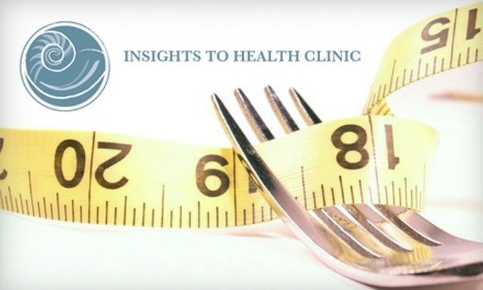 Insights to Health - Multnomah: $139 for 21-Day Weight-Loss and Detox Program at Insights to Health