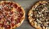 40% Off at Tony Sacco's Coal-Oven Pizza