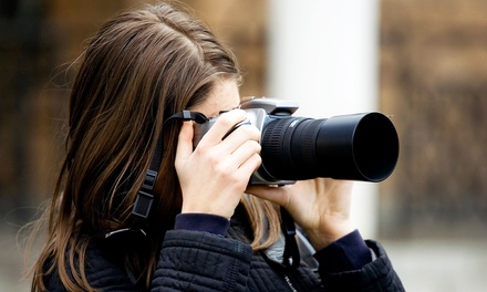 One or Two Photography Classes from JP Teaches Photo (Up to 72% Off)
