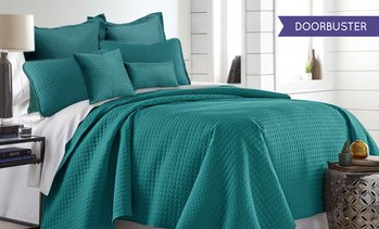 7-Piece All Season Comforter Set