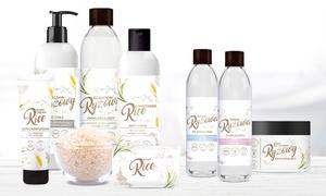 Produits de soin au riz