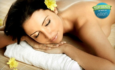 Ohana Massage Therapy: 45-Minute Body Scrub - Ohana Massage Therapy in Lexington