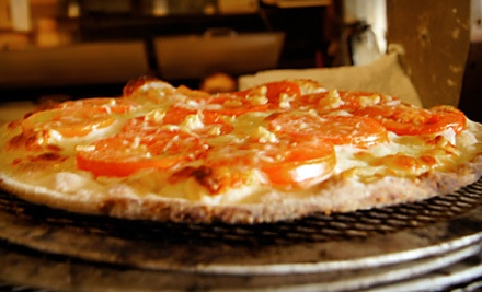 Signature Pizza for Takeout - The Brick Oven on 35th in Austin