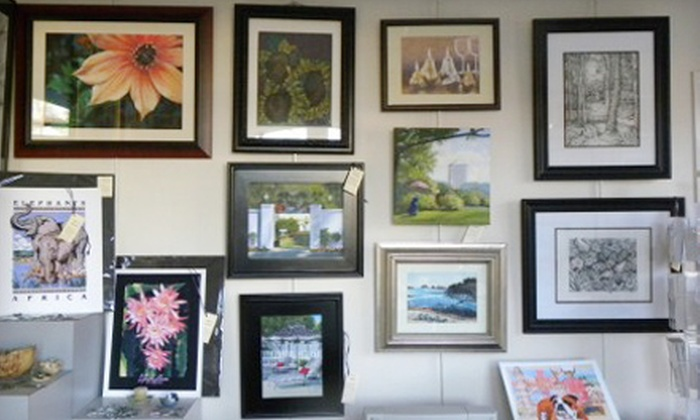 SAC's Gallery - Downtown Montgomery: $20 for $40 Worth of Original Artwork at SAC's Gallery