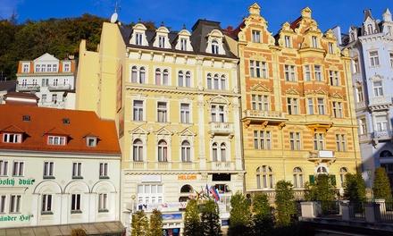 Karlsbad: 2-5 Tage für Zwei inkl. Frühstück, Late Check-Out und Spa-Rabatt im 4* Hotel Heluan