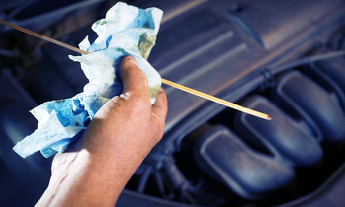 Stadium Citgo Auto Care Center - Burns Park: $25 for a Full-Service Oil Change and Tire Rotation at Stadium Citgo Auto Care Center ($50 Value)