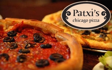$20 Groupon to Patxi's Chicago Pizza - Patxi's Chicago Pizza in San Francisco