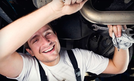 1 Full-Service Oil Change with Tire Rotation (a $30 value) - Millevoi's Tire & Service Center in Bensalem
