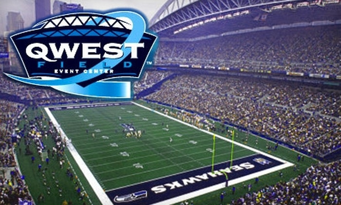 Qwest Field Tour - SoDo: $7 for Two Tickets to a Qwest Field Tour
