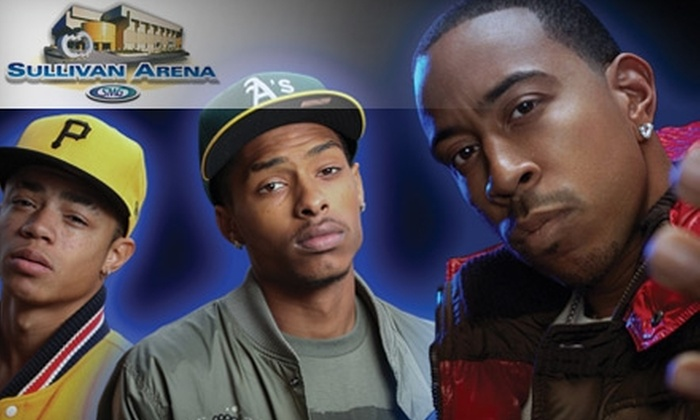 Ludacris at Sullivan Arena - North Star: $25 for a Ticket to Ludacris at Sullivan Arena on January 20