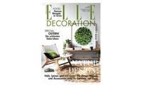 Jahres-Abo (6 Ausgaben) der Zeitschrift ELLE Decoration (83% sparen*)