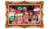 Christmas Photo Booth Prop Set