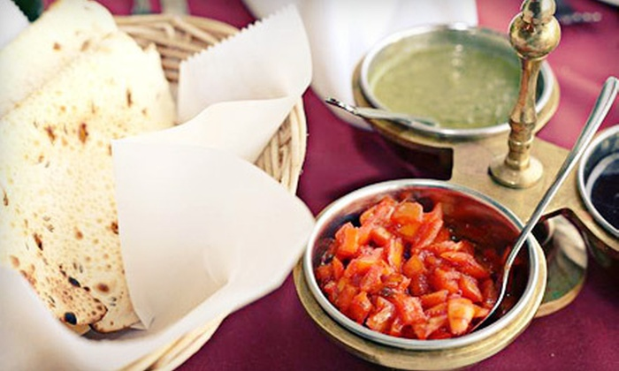 Beyond India - Northeast Pensacola: $12 for $25 Worth of Indian and American Fare at Beyond India