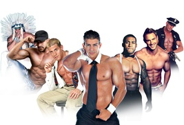 "Magic Mike Live!: ""Magic Mike Live!"" on Friday, September 9, at 8 p.m."