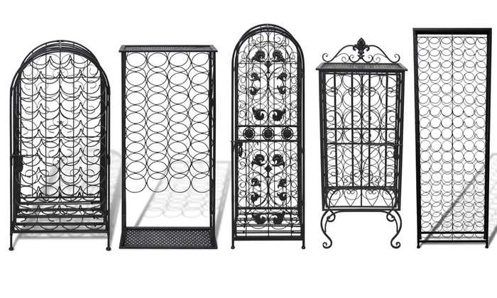 Metal Wine Racks Collection from £19.99