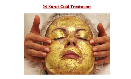 $79 for $165 Worth of Gold Facial at Eugenia's Room