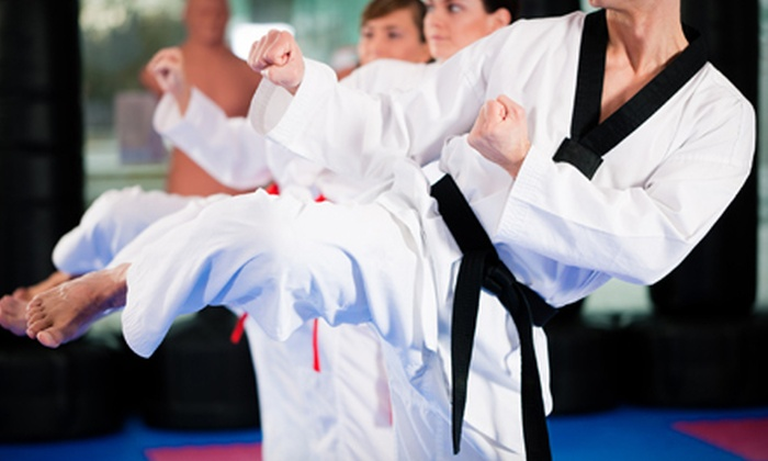 Changing Lives Martial Arts - Multiple Locations: 10 or 16 Martial-Arts Classes at Changing Lives Martial Arts (94% Off)