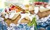 Kumpir-Ofenkartoffeln nach Wahl