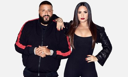 image for Demi Lovato & DJ Khaled on February 26 at 7:30 p.m.