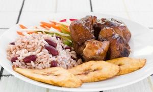 Luna Rosa Puerto Rican Grill Y Tapas: $40 or $70 Worth of Puerto Rican Cuisine at Luna Rosa Puerto Rican Grill Y Tapas (Up to 40% Off)