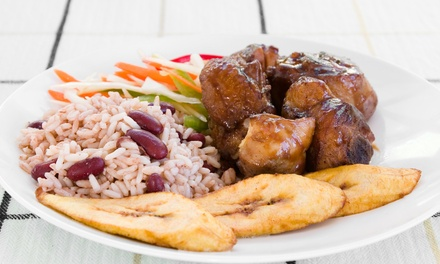 $40 or $70 Worth of Puerto Rican Cuisine at Luna Rosa Puerto Rican Grill Y Tapas (Up to 40% Off)