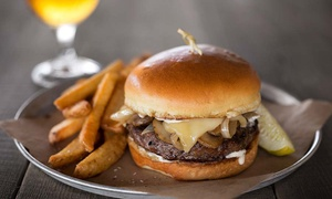 Food and Drink at World Of Beer University Gainesville Location (Up to 48% Off). Two Options Available.