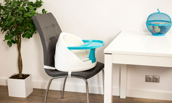 Chaise haute 3 en 1 groupon for Chaise kinderkraft
