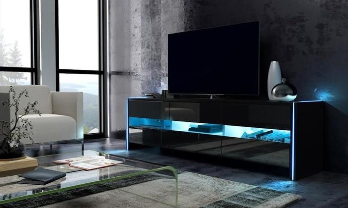Tv Kast Nl : Nl tv kast met led groupon goods