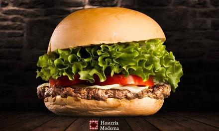Menu tradizionale o hamburger