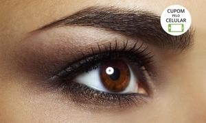 Centro Estético Maria Luz: Maria Luz – Saraiva: micropigmentação de sobrancelhas (com opção de retoque e design de sobrancelhas)