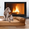 Sofa-Style Orthopedic Pet Dog Bed Mattress