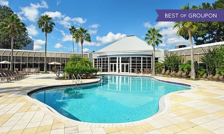 Stay at Park Inn By Radisson Resort and Conference Center Orlando in Florida, with Dates into September