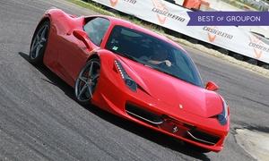 GSP PILOTAGE: Autodromo di Lombardore - Fino a 4 giri di pista su una o più GT con camera car (sconto fino a 60%)