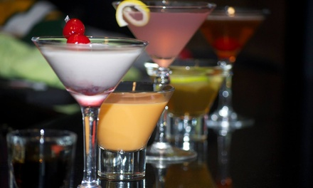 Up to 37% Off Food and Drinks at Quench