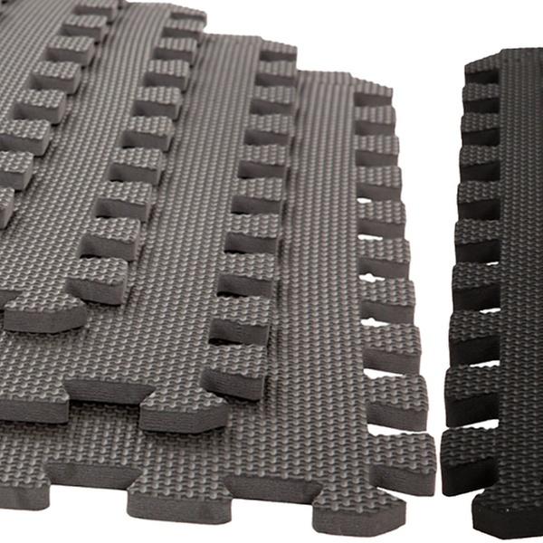Interlocking Eva Foam Mat Floor Tiles 6 Pack