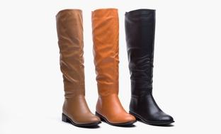Sociology Womens Riding Boot