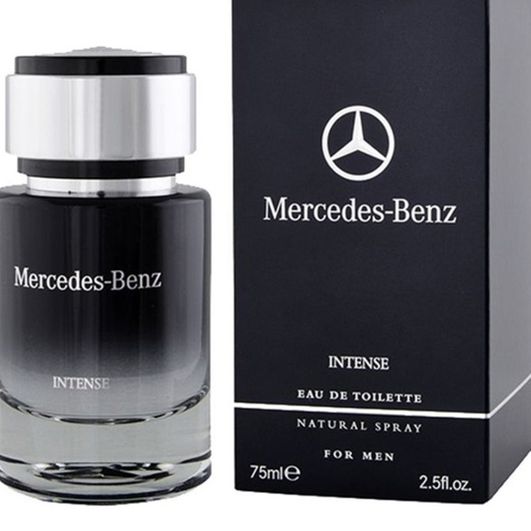 Intense Toilette Mercedes 75ml De Benz Eau wPlOXTukZi