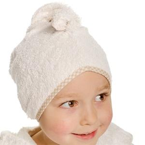 baby bath hair towel groupon goods. Black Bedroom Furniture Sets. Home Design Ideas