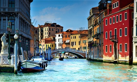 Venezia: camera Comfort con 1 cena opzionale per 2 persone Al Canal Regio