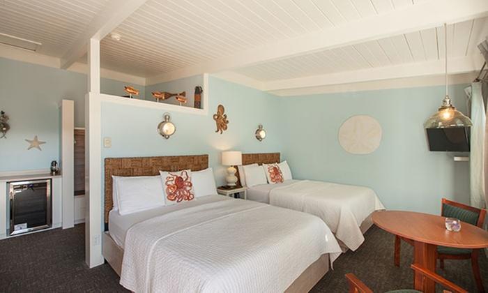 Quaint Seaside Motel in Oregon