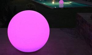 Boule Solaire lumineuse 30cm