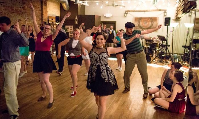 Swing Dance Nashville - Sylvan Park: $30 for $50 Worth of Services — Swing Dance Nashville